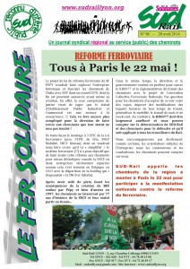 Fer Solidaire 86