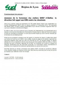 2014-12-18_Com-Presse-SUD-Rail_Fermeture-des-ateliers-SNCF-Oullins
