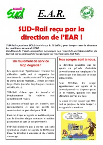 tract DCI EAR