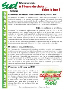 Tract Liaison ADC