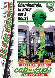 Fer Solidaire elections 2014