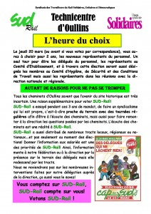 tract election Oullins