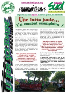 Page 1 Fer Solidaire