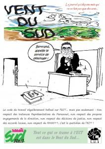 Vent du SUD 92 de juillet 2015 page 1